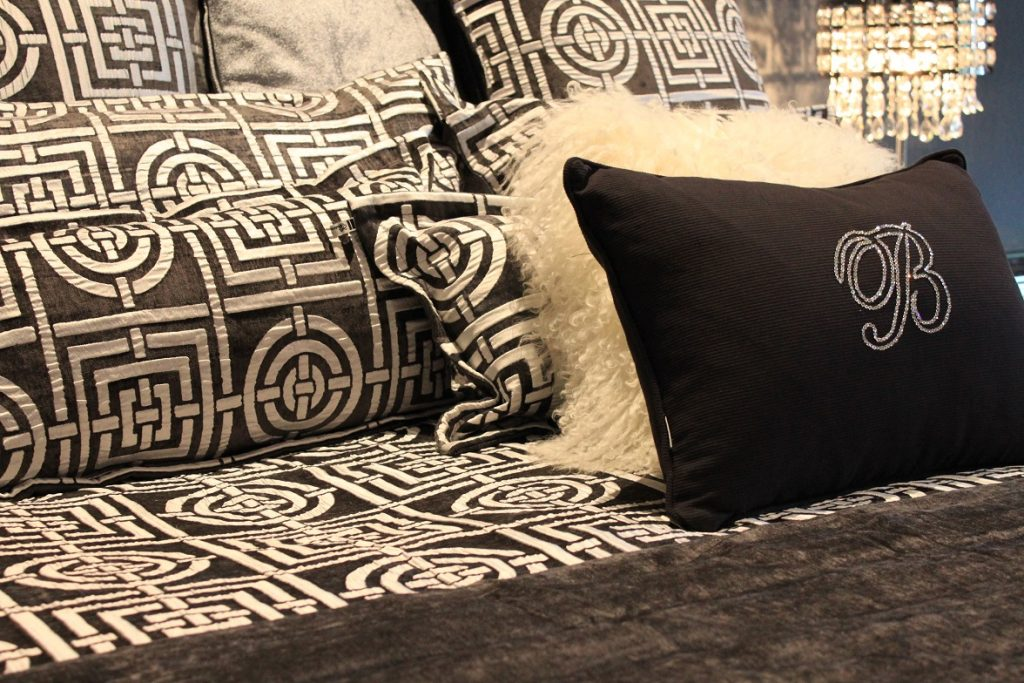 Florence Broadhurst Bed Linen Circles and Squares