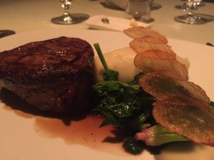 Polo Lounge Rib Eye Steak