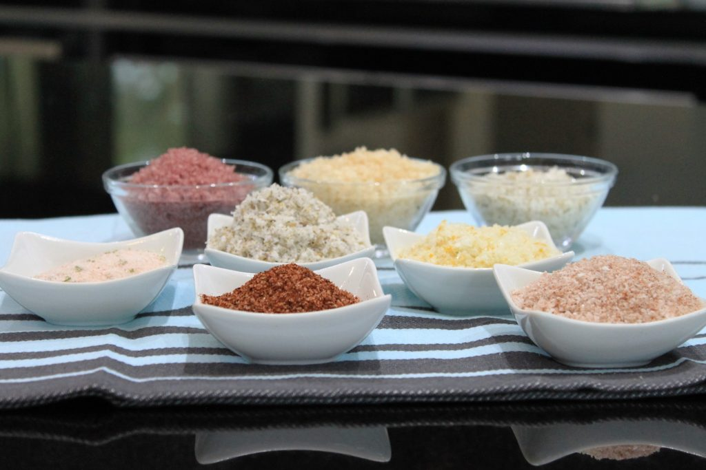 Flavor Infused Salts